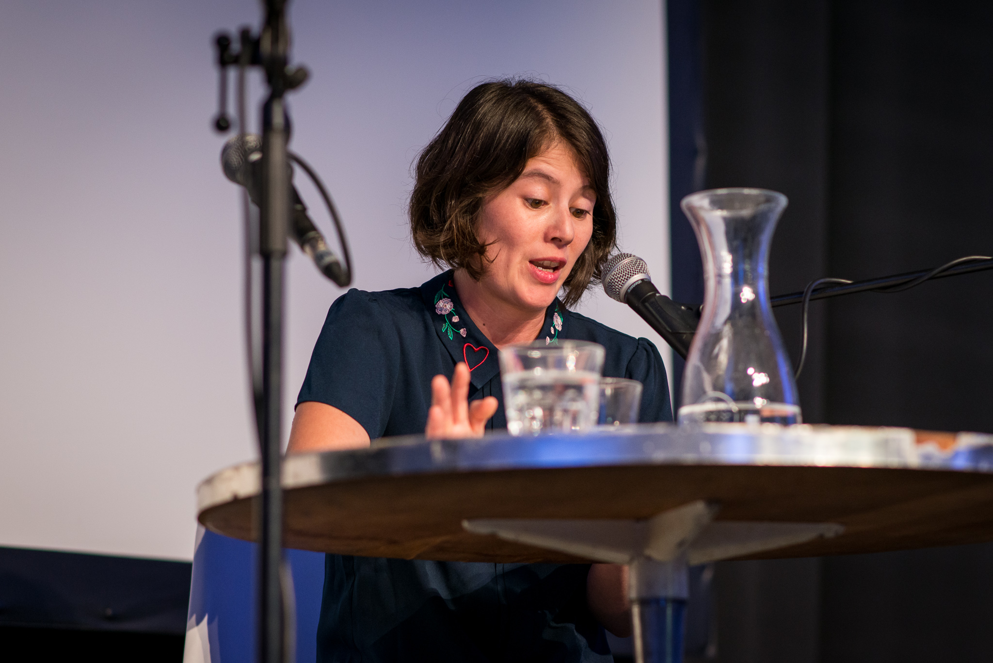 O-TÖNE 2018 mit Milena Michiko Flasar